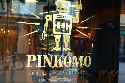 YMT Pinkomo